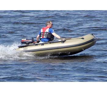 лодка для охоты duck line 340 al цена
