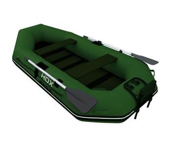 надувная лодка hdx carbon-300 зеленая