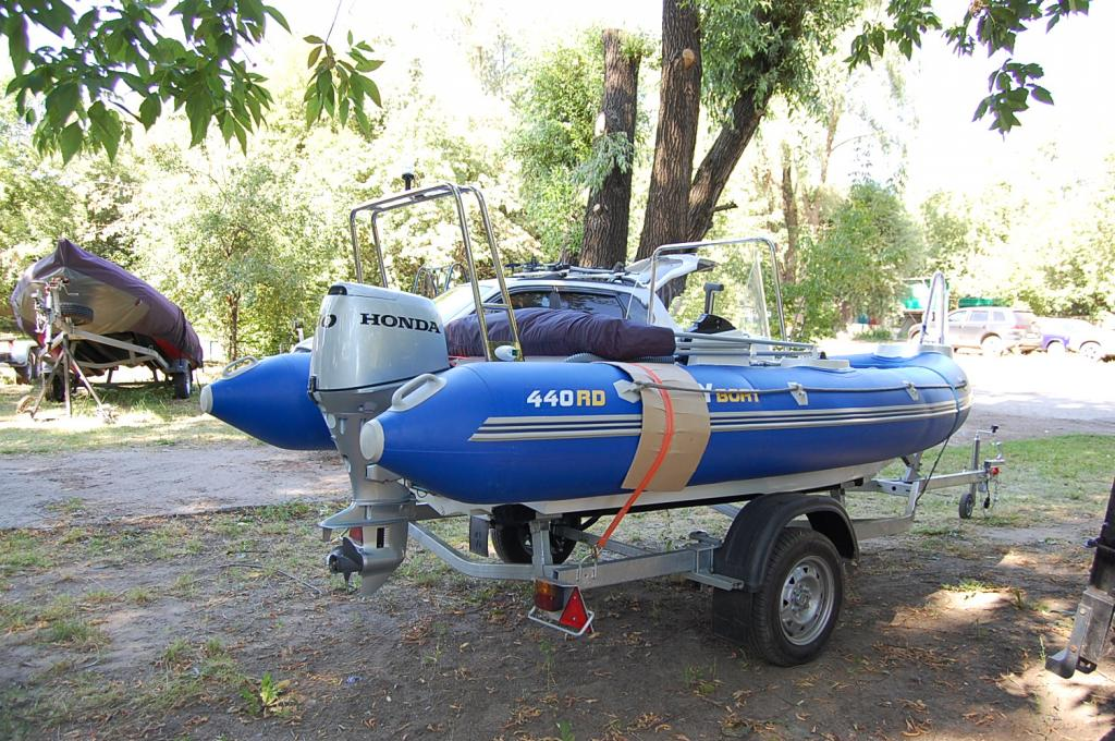лодка sb 440rd
