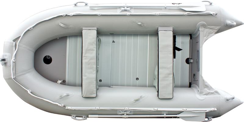 лодка hdx oxygen 370 al фото