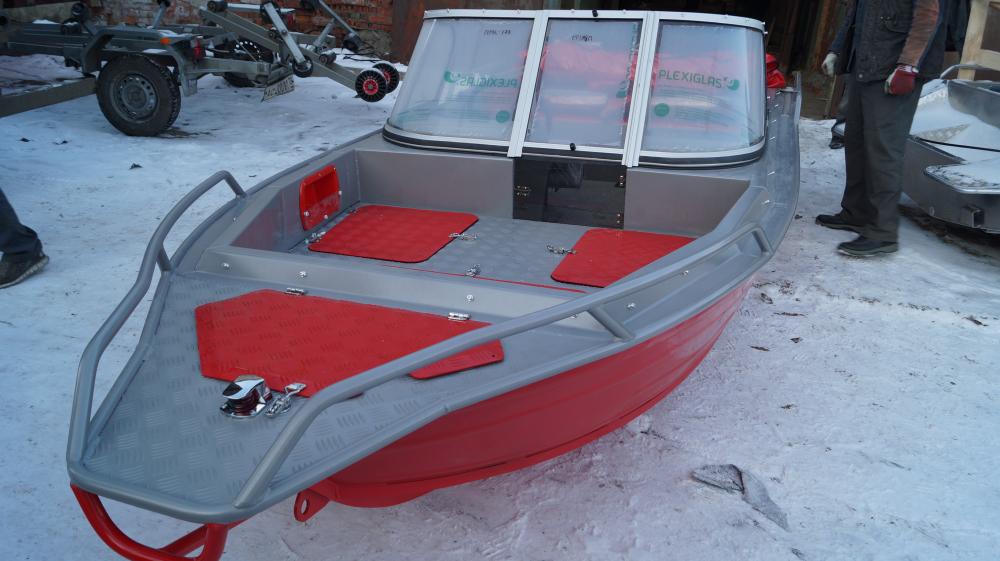 тенты для лодок беркут