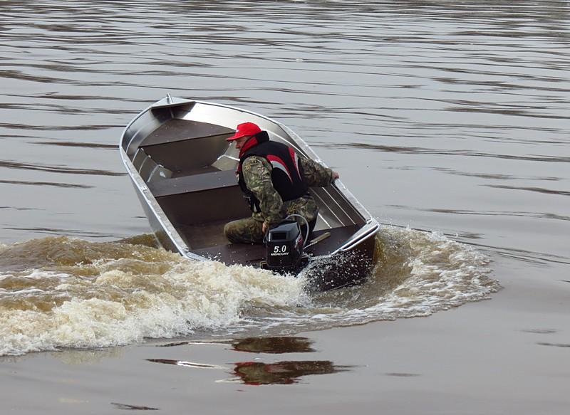 видео моторно гребных лодок