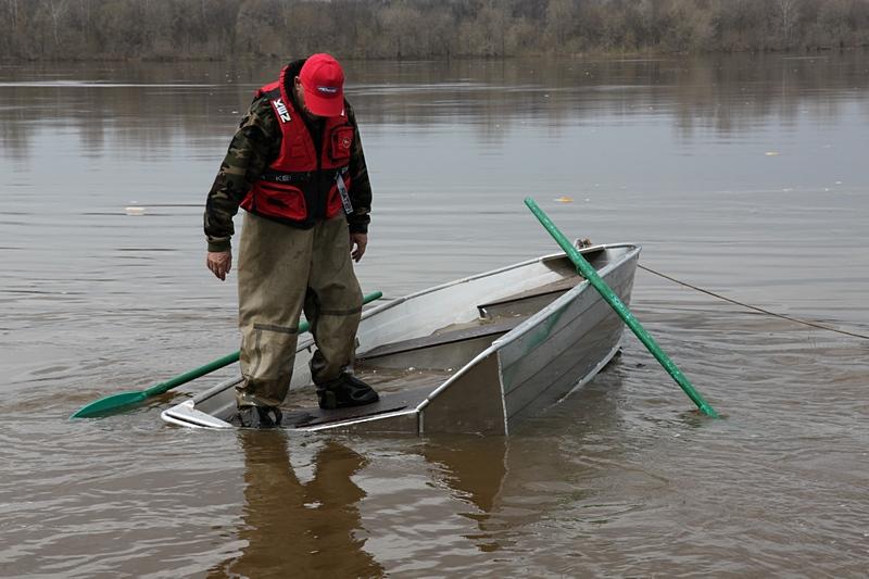 видео непотопляемых лодок
