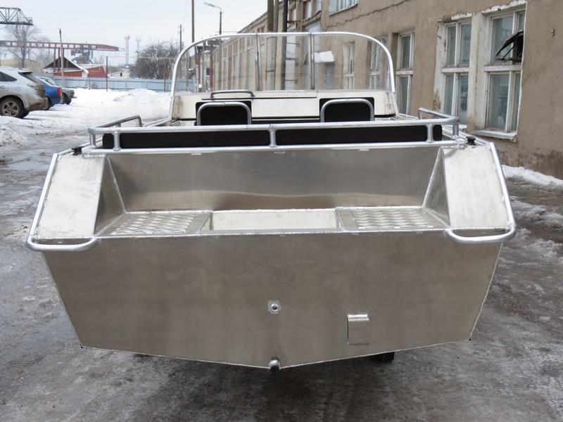 производство алюминиевых лодок в кирове