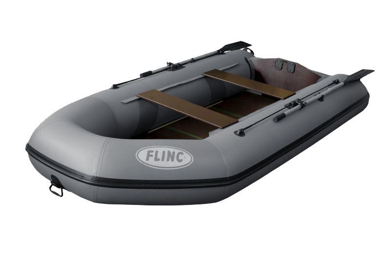 моторная надувная лодка flinc ft320l