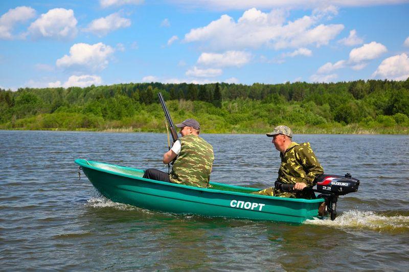 лодки sport