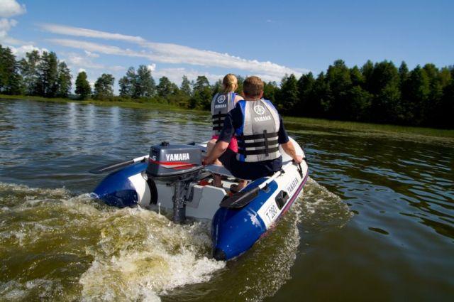 лодки для рыбалки пвх ямаран