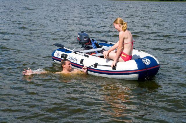 лодок из пвх для покатушек