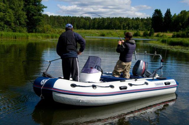 цена лодки yamaran f340