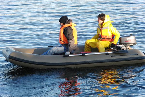 пвх лодки для рыбалки под мотором для одного